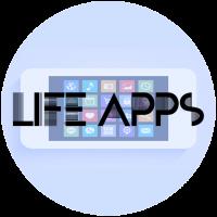 Life Apps Sermon Series - Badge