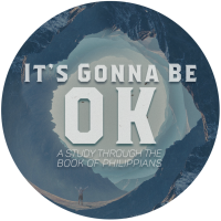 It's Gonna Be Ok - Sermon Badge