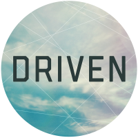 Driven (Badge)
