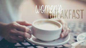Women's Breakfast @ Cafe